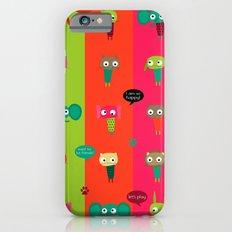 Little friends iPhone 6s Slim Case
