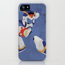 Megaman X iPhone Case