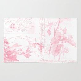 Romantic Print Rug