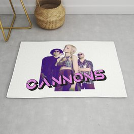 Cannons Rug