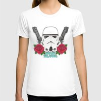 stormtrooper T-shirts featuring Stormtrooper by Larissa
