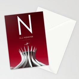 Iconic Architects: Niemeyer Stationery Cards