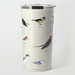 Dirty Birds Travel Mug