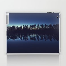 Silhouetted Pines Laptop & iPad Skin