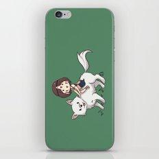 Princess Mononoke II iPhone & iPod Skin