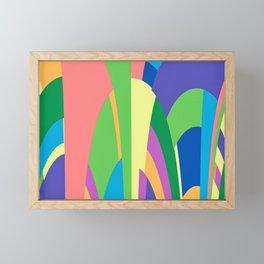 Colors Framed Mini Art Print