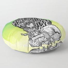 Little Shop of Horrors Floor Pillow