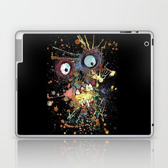 shocked in reverse Laptop & iPad Skin