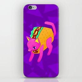 Taco Cat iPhone Skin
