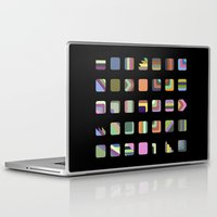 grid Laptop & iPad Skins featuring Grid by Bram Myers