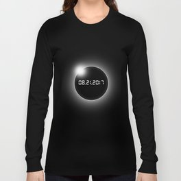 Total Solar Eclipse. USA. 08.21.2017. Best sellers! Enjoy! Long Sleeve T-shirt