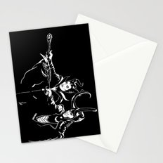 Dark Fiction Stationery Cards