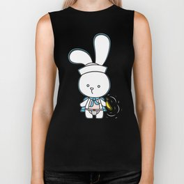 Stinky Bunny has a present for you! Biker Tank