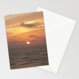 Sunset on Long Key 1 Stationery Cards