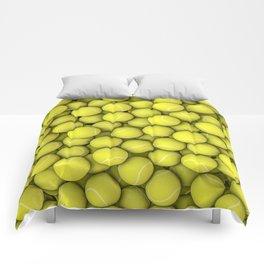 Tennis balls Comforters