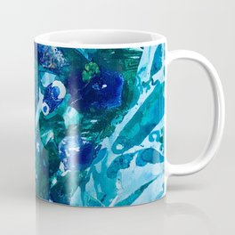 Look Into The Deep Coffee Mug