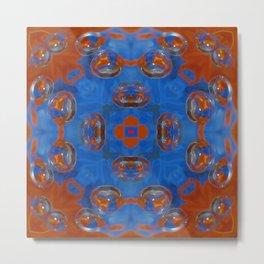 Kap Kaleidoscope Abstract 02 Metal Print