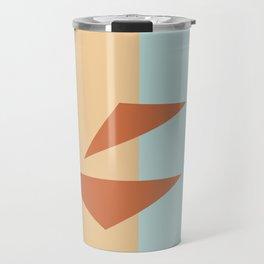 Croissant sandwich Travel Mug