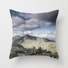 Bowfell Throw Pillow
