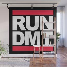 RUN DMT Wall Mural