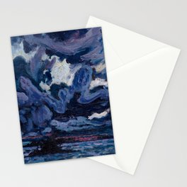 Wind Clouds by James Edward Hervey MacDonald Stationery Cards