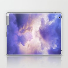 The Skies Are Painted III (Cloud Galaxy) Laptop & iPad Skin