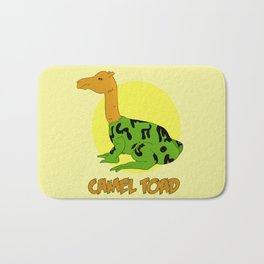 The Camel Toad Bath Mat