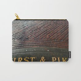 First & Pike Carry-All Pouch