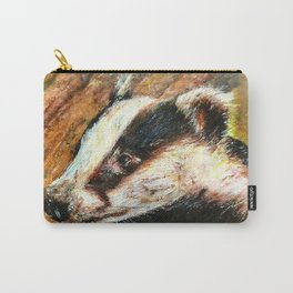 Mr Badger Carry-All Pouch