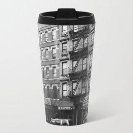 Greenwich Village Street View Travel Mug