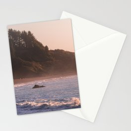 Pacific Ocean Sunset Stationery Cards
