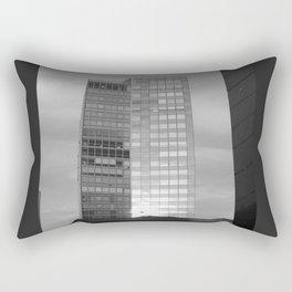 Low Flying Birds Rectangular Pillow