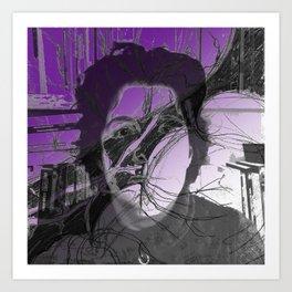 Soul portrait IV Art Print