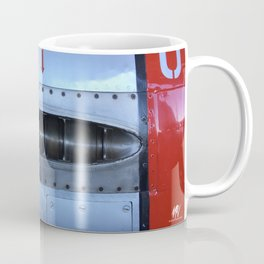 Sabre Cannon Coffee Mug