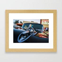 Drive-In Dynamite Framed Art Print