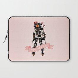Fight Like a Girl: Big Sister Laptop Sleeve