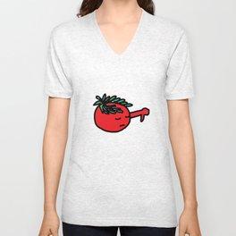 Tomato cesar Unisex V-Neck