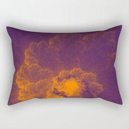 Fractal 8 Rectangular Pillow