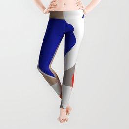 Abstract Art VIII Leggings