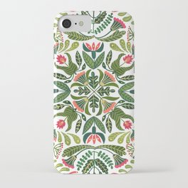 Little Red Riding Hood mandala iPhone Case