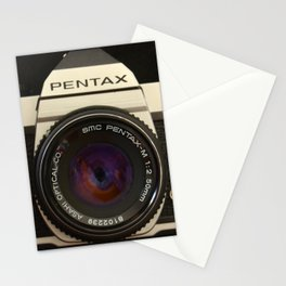 Pentax K-1000 Stationery Cards