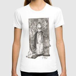 Clown Number 4 T-shirt