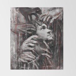 The Empath Throw Blanket