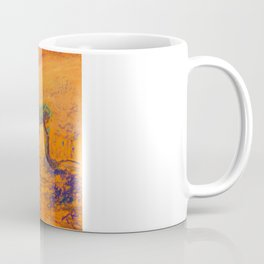 Orange Bonsai Coffee Mug