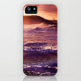On the Horizon of the Infinite iPhone Case