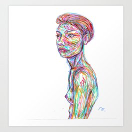 BRP1 Art Print