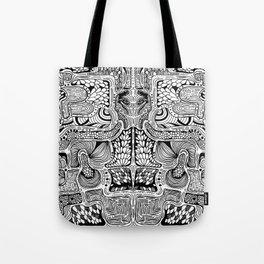 El reflejo W&B Tote Bag