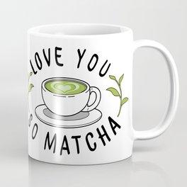 Matcha Love Coffee Mug