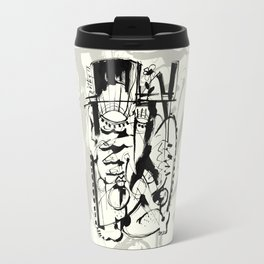Gentleman Travel Mug