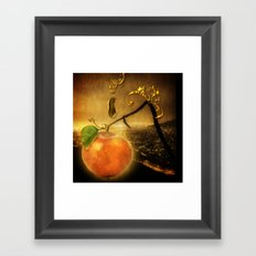 applemoon Framed Art Print
